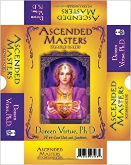 Ascended Masters Oracle Cards by Virtue PhD, Doreen (2007