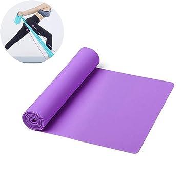 CDCDL Yoga Strap Bandas de Resistencia Bandas de ...