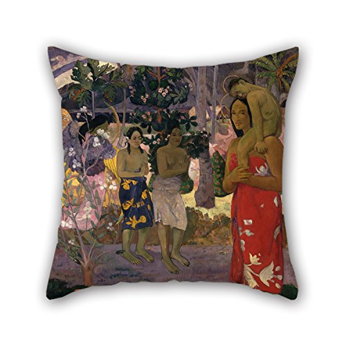 Original Costume Ranger Power Yellow (Slimmingpiggy Cushion Cases Of Oil Painting Paul Gauguin - Ia Orana Maria (Hail Mary),for Girls,office,gril Friend,indoor,car Seat,club 20 X 20 Inches / 50 By 50 Cm(each)