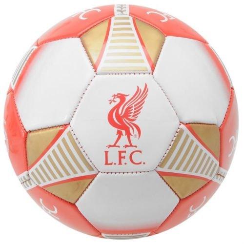 リバプールFC – LicensedチームSynergyサッカーボール/ Footballサイズ5 B00Y6WPCYC