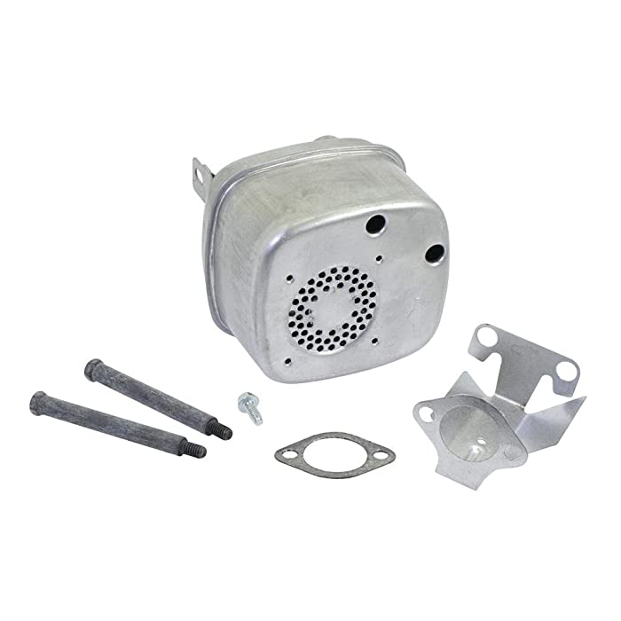 Briggs & Stratton 691874 Lo-Tone Muffler For 10-12.5 HP Horizontal and Vertical Engines