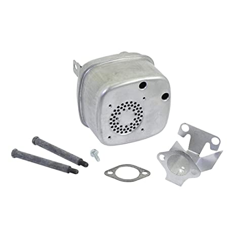 Briggs & Stratton 691874 Lo-Tone Muffler For 10-12 5 HP Horizontal and  Vertical Engines