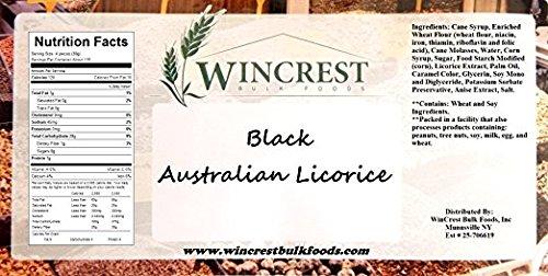 Black Australian Licorice (1 Lb)