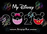 My 2020 Disney Autograph Book: Firework2020 Capture all of the Disney magic in this autograph book with a double page for 45 character signatures and ... including Disney World and Disneyland Parks.
