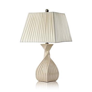 Tischlampe Moderne Kreative Keramische Lampe Das Wohnzimmer Ist Mit  Einfacher Lampe Verziert Schlafzimmer Bedside Lampe (