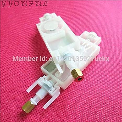 Yoton Eco disolvente plotter piezas de repuesto Mimaki JV33 JV5 CJV30 Galaxy UD Thunderjet TX800 Niprint DX5 tinta amortiguador gran dumper 20 piezas/lote: Amazon.es: Oficina y papelería