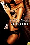 Front cover for the book Office Affair by Jess Dee