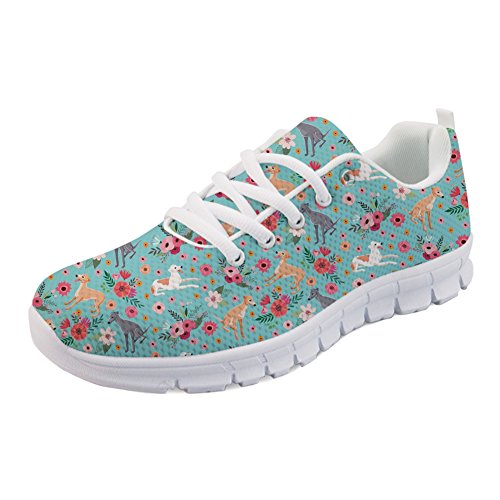 Greyhound Freizeit Damen H849AQ2 Coloranimal ColoranimalK Flower qxI6nE