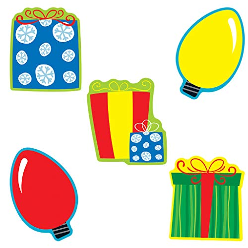 Gifts & Lights Cut-Outs