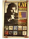 Cat Stevens Poster Footsteps In The Dark
