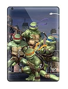 Slim Fit Tpu Protector Shock Absorbent Bumper Teenage Mutant Ninja Turtles 7 Case For Ipad Air