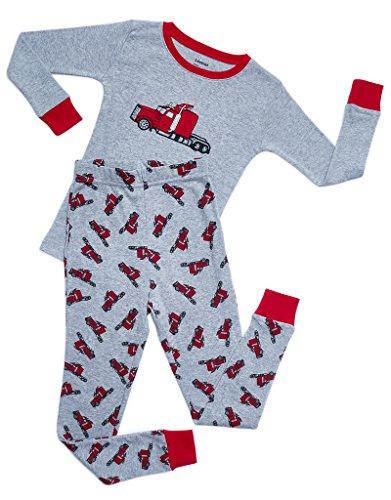 ece Pajama Set 100% Cotton 3 Years ()