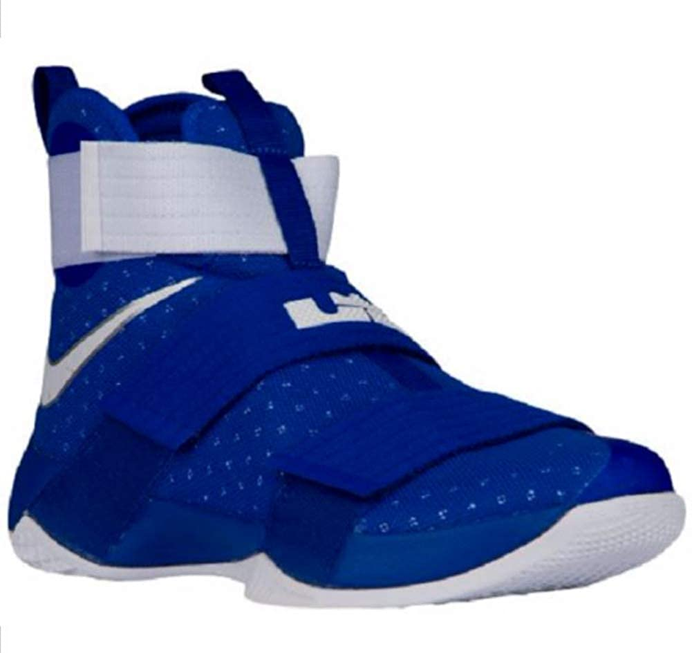 best sneakers 0a14d 6c863 Amazon.com   Nike nk844380 402 Mens Lebron Soldier 10 TB   Basketball