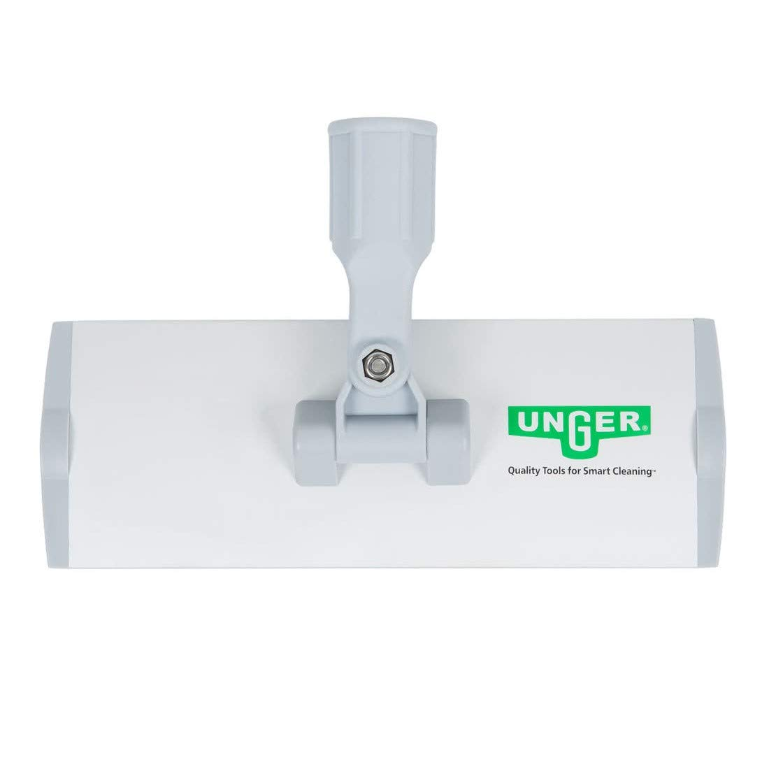 UNGER HiFlo Padhalter 20 cm Aluminiumhalter f/ür Innenreinigungs Pads