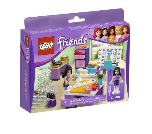 LEGO Friends Emma's Design Studio 3936 by LEGO (Lego Friends Emma Design Studio)