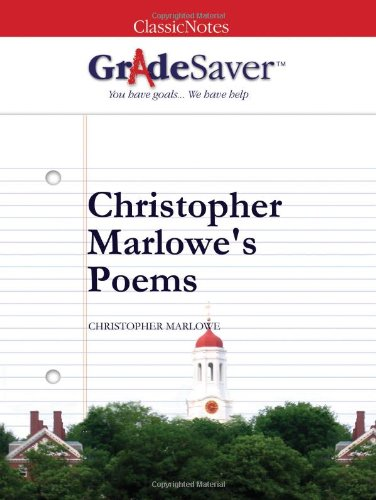 the passionate shepherd to his love by christopher marlowe summary