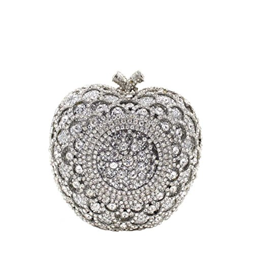De Diamant Sac B Cristal Main Main Pour à En Femmes Luxe à Sac En HppUxItwq