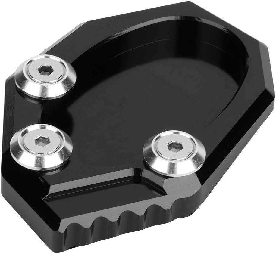 Agrandisseur de Coussin dextension de b/équille lat/érale de Moto en Aluminium CNC Anti-Corrosion pour 650 KLX 250 Outbit Coussin de b/équille lat/érale