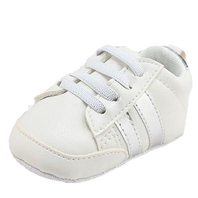 22c90d0c1582a OHmais Unisex Enfants Chaussure Bebe Garcon bébé Fille Premier Pas  Chaussure Premier Pas bébé Sandale  Amazon.fr  Chaussures et Sacs