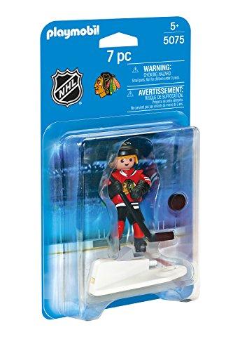 Chicago Blackhawks Player - PLAYMOBIL NHL Chicago Blackhawks Player