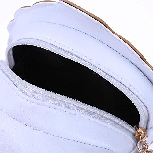 Petit Crossbody Mignon PU Glacée à Sac Cabina Bag à Sacs 1 La Femmes Cuir Sacs en Fille Bandoulière style Langer Crème à Yaq5Twwxvd