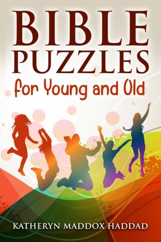 Bible Puzzles For Young and Old PDF