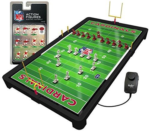 - Arizona Cardinals NFL Electric Football Game