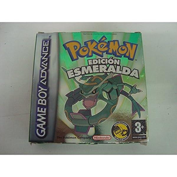 Pokemon Esmeralda: Amazon.es: Videojuegos