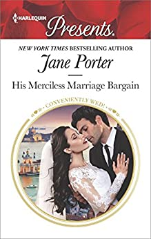 His Merciless Marriage Bargain (Conveniently Wed!) by [Porter, Jane]