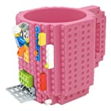 HATU Build-On Brick Mug Pink Deal (Small Image)