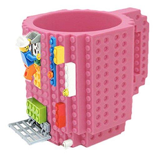 HATU Build-On Brick Mug Pink Deal (Large Image)