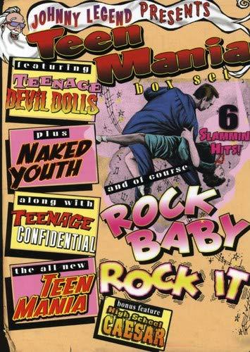 Johnny Legend's Teen Mania Box Set
