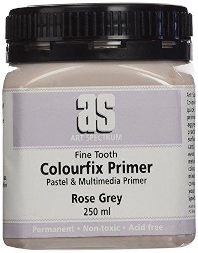 Primer Pastel Colourfix - Colourfix Sanded Pastel Grounds Rose Gray 250 ml (8.5 oz) jar