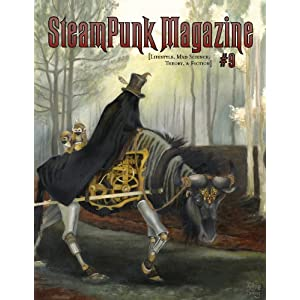 SteamPunk Magazine #9