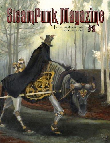 SteamPunk Magazine #9 3