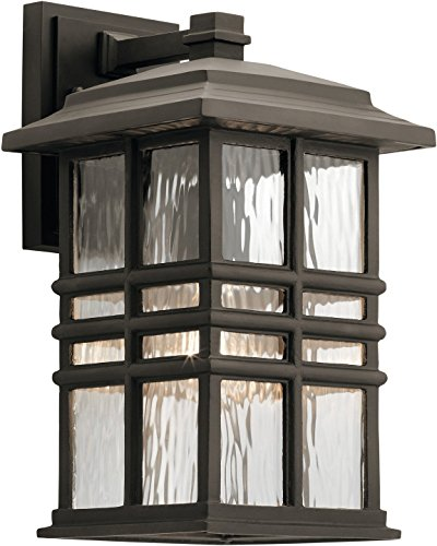Kichler 49830OZ One Light Outdoor Wall Mount