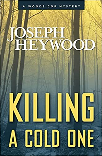 Amazon Killing A Cold One A Woods Cop Mystery 0660813791276