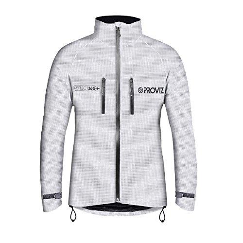 REFLECT360 Plus Men's Cycling Jacket Size: L