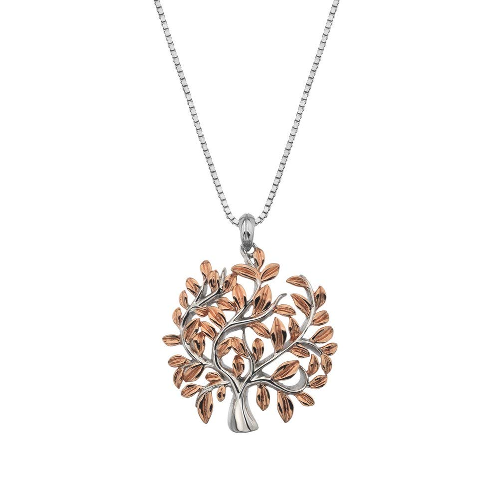 Hot Diamonds Passionate Rose Gold Plated Pendant DP701