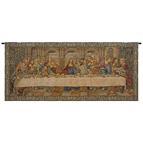 - The Last Supper VII Italian Tapestry Wallhanging