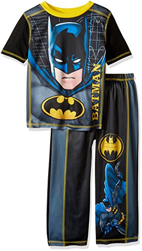 Batman Big Boys' Mesh 2pc Sleepwear Set at Gotham City Store