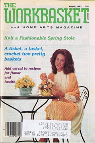 The Workbasket And Home Arts Magazine Knitting And Crochet Etc