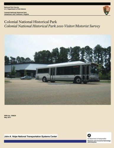 Colonial National Historical Park: Colonial National Historical Park 2010 Visitor/Motorist Survey