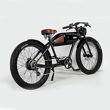 Chopper Chop Vintage Bici Elettrica Electricbike Greenbike Stile