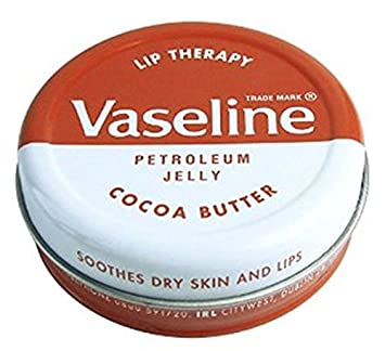 VASELINE PETROLEUM JELLY COCOA BUTTER LIP THERAPY 20gm HealthCentre