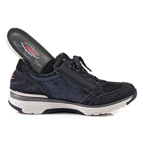 donna Kombi 26 76 973 Gabor Dunkelblau Sneaker qYxIPvWBw