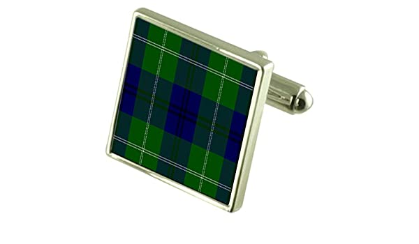 Select Gifts Cufflinks Tartan Clan Oliphant