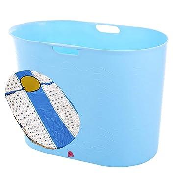 Babypool Kinderbadewanne 87 /× 52 /× 62 cm Dicke Wanne f/ür den Haushalt Folding bathtub Faltbadewanne Badewanne f/ür Erwachsene