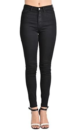 Kan Can Women s High Rise Skinny Jeans at Amazon Women s Jeans store 9163541825