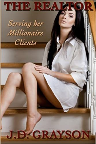 Book The Realtor: Serving her Millionaire Clients